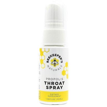 Beekeeper's Naturals Bee Propolis Throat Spray