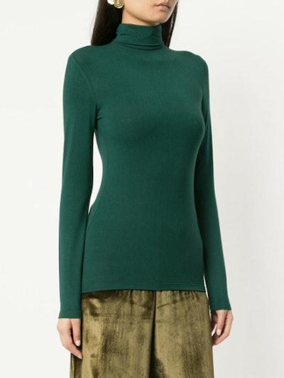 Marina Turtleneck Sweatshirt