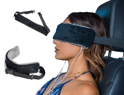 SeatSleeper Travel Head Support Pillow