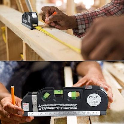 Sondiko Laser Level And Measuring Tape