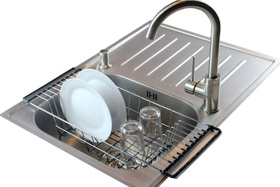 Neat-O Over-The-Sink Dish Drainer Rack