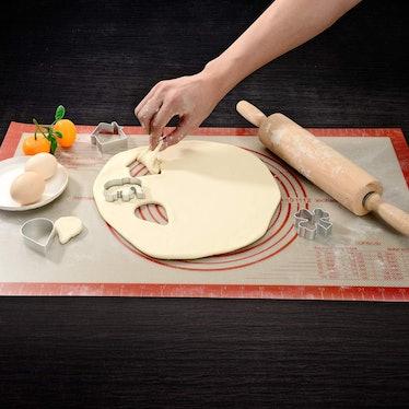 Folksy Super Kitchen Silicone Baking Mat