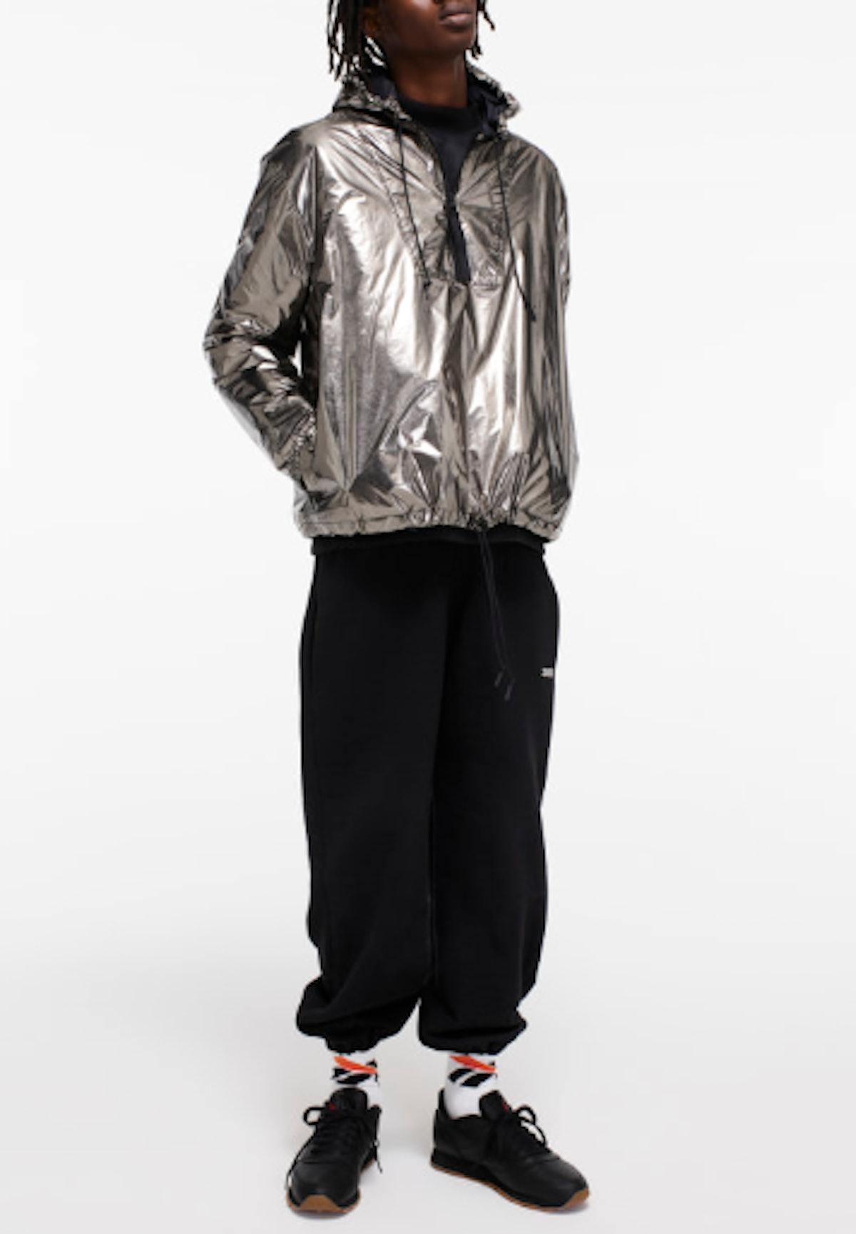 Reebok Victoria Beckham Foil Jacket
