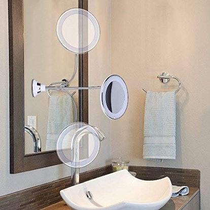 KEDSUM Flexible Gooseneck Mirror