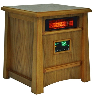 Lifelux Ultimate 8 Infrared Heater