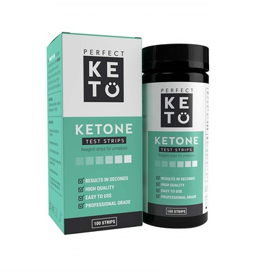 Perfect Keto Ketone Test Strips