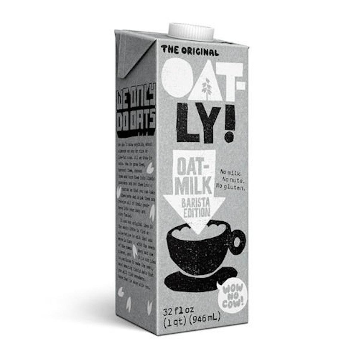 Oatly Oat Milk (Pack of 2)