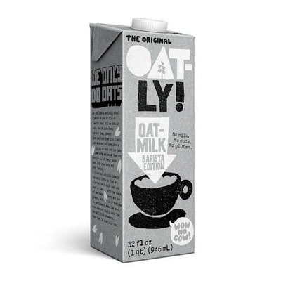 Oatly Oat Milk (Pack of 2)