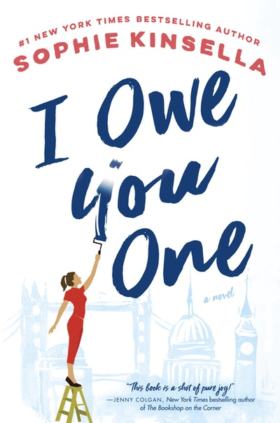 'I Owe You One' by Sophie Kinsella