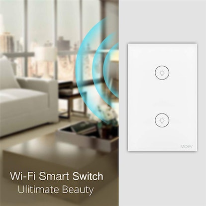MOES Smart Touch Light Switch
