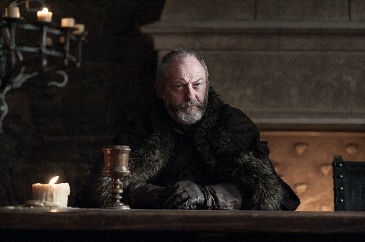 Will Davos Die In 'Game Of Thrones' Season 8? Actor Liam Cunningham Just Teased A Grim Ending Ahead