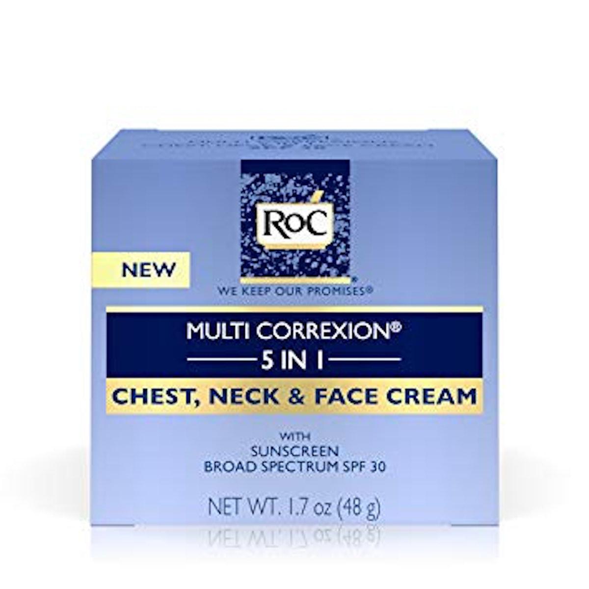 Chest, Neck & Face Cream SPF 30
