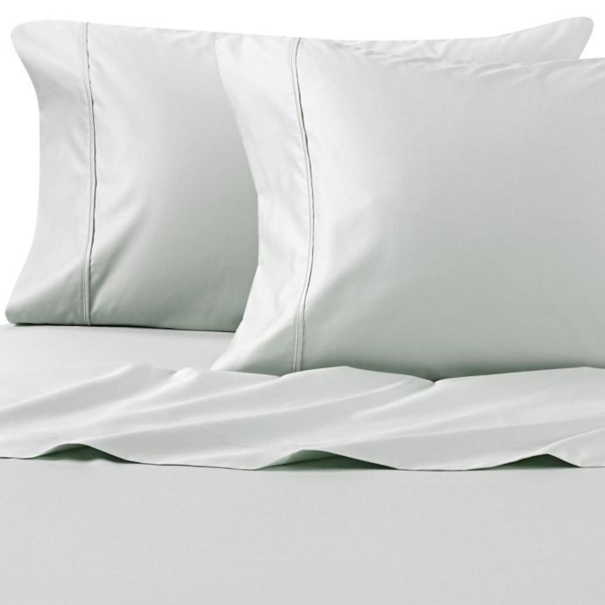 Wamsutta® 625-Thread Count PimaCott® Queen Sheet Set in Mint