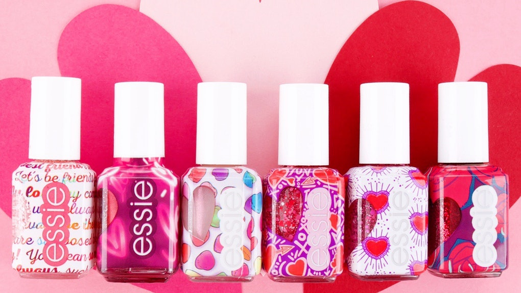 Essie\'s New Valentine\'s Day Collection 2019 Is One You\'ll Fall In ...