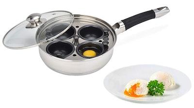 Modern Innovations Egg Poacher Pan Set