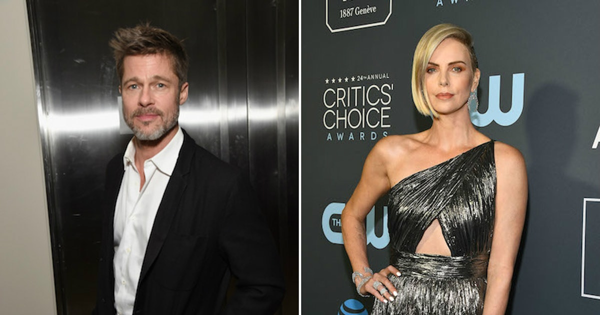 Are Brad Pitt & Charlize Theron Dating? Here's What We ...