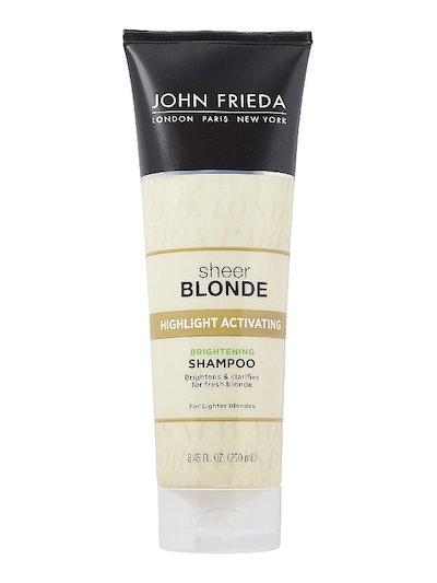 Sheer Blonde Highlight Activating Enhancing Shampoo-Lighter Shades