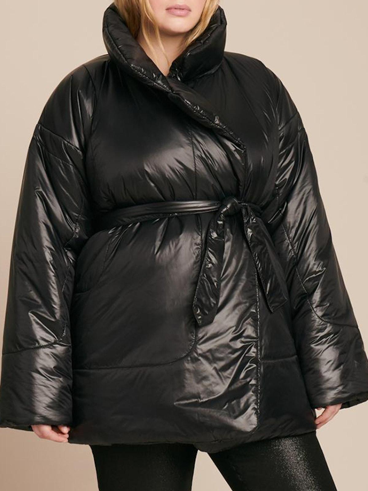 Sleeping Bag Car Coat