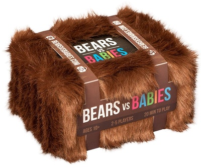 Bears vs. Babies: A Card Game From the Creators of Exploding Kittens