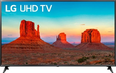 "LG - 65"" Class - LED - UK6090PUA Series - 2160p - Smart - 4K UHD TV with HDR"
