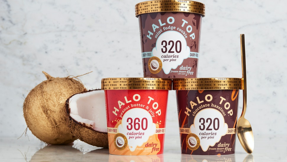 New Vegan Dairy Free Halo Top Flavors Just Hit Shelves