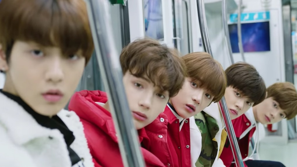 Who Is In TXT? The Band Members have All Been Revealed, So ...