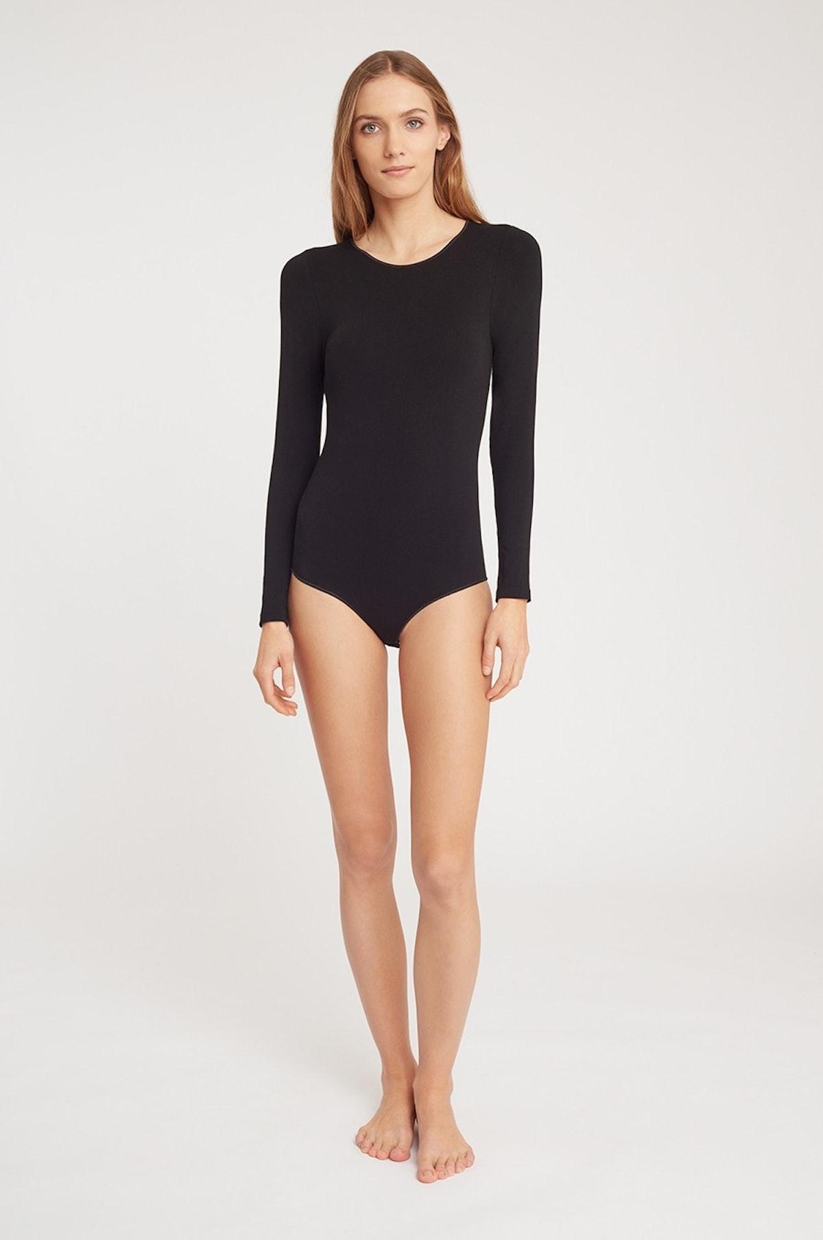 Seamless Long Sleeve Bodysuit