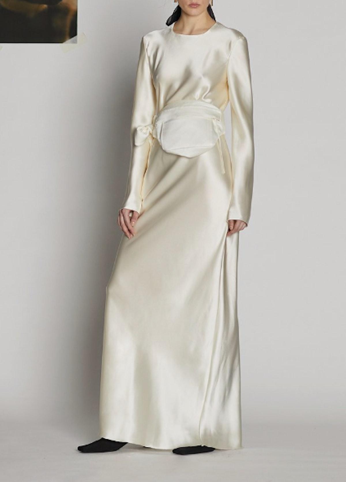 Extra Long Dress