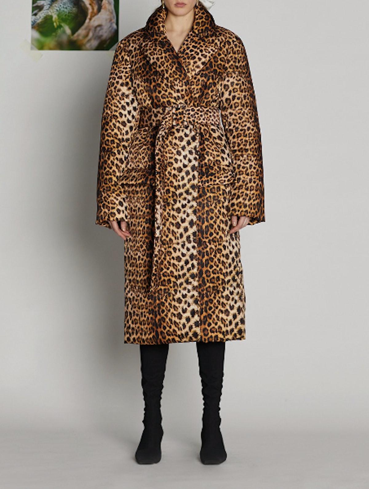Anna Puffer Coat