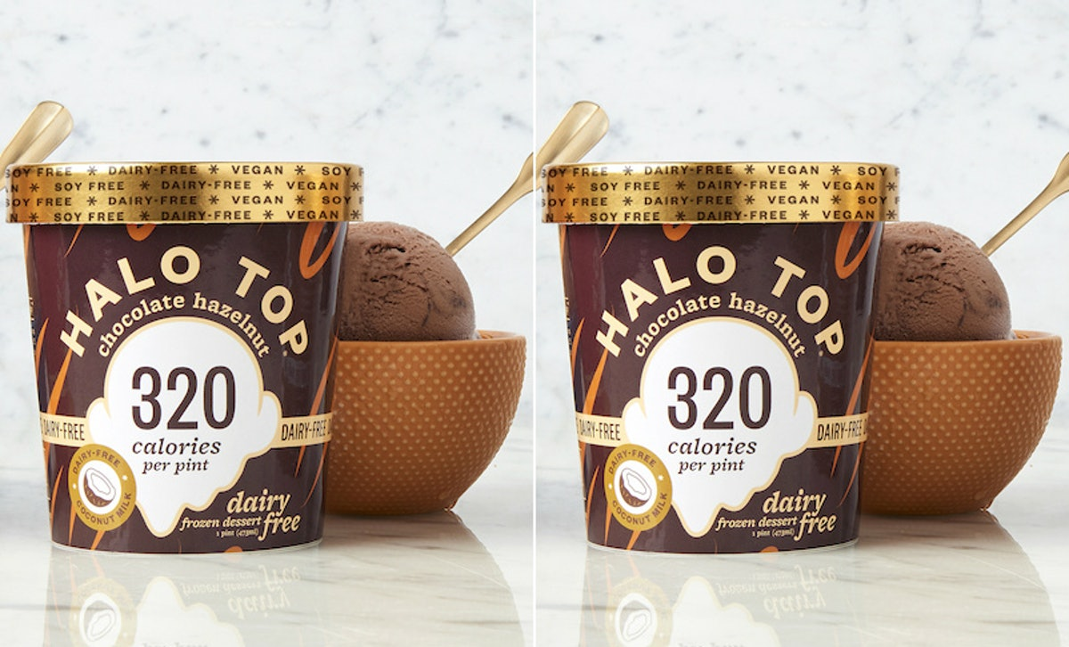 Halo Top's New Non-Dairy & Vegan Pint Flavors Will Be Your Go-To Desserts This Year
