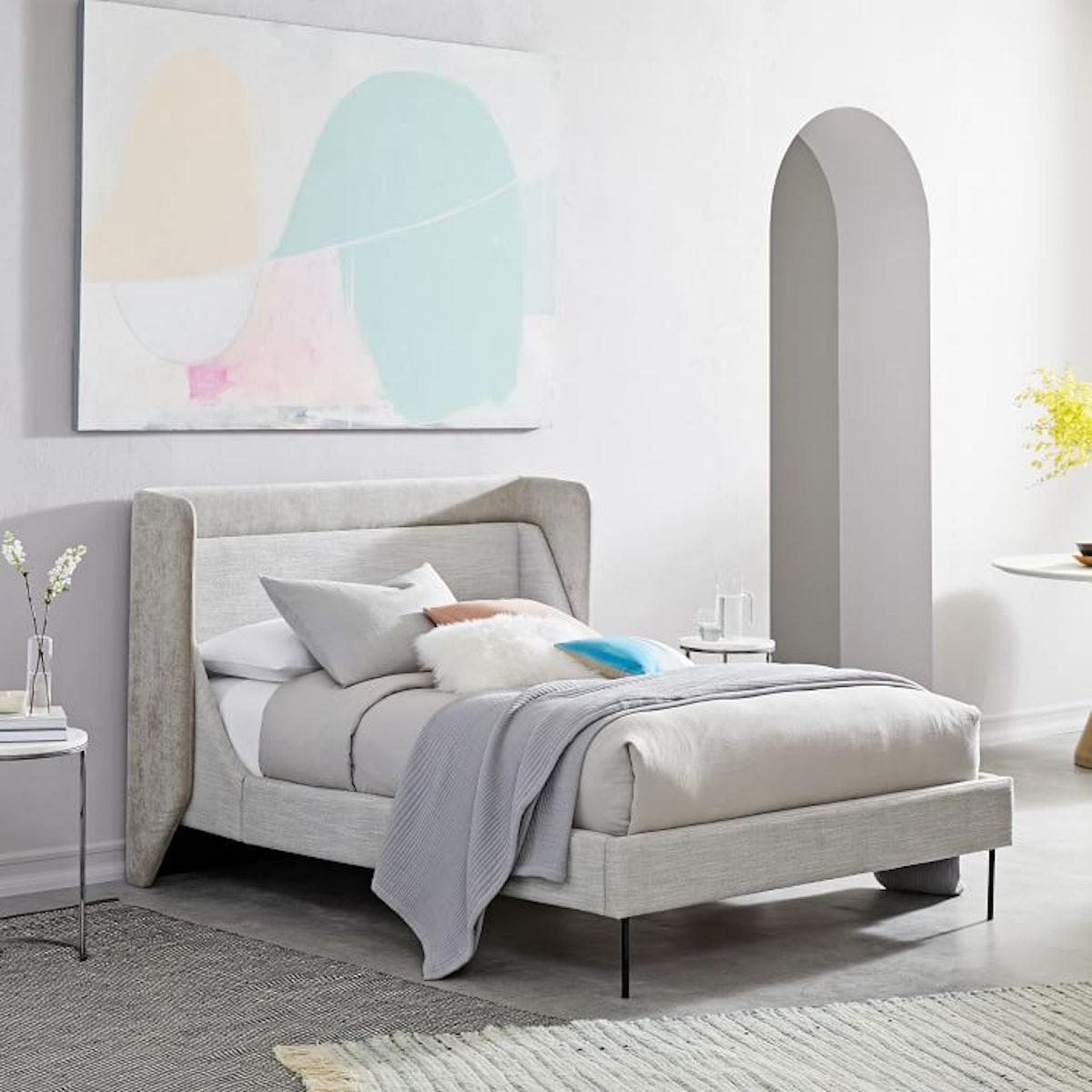 Thea Wing Bed, Queen
