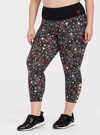 Dot and Bow Active Legging