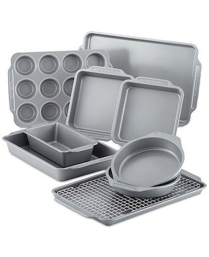 Farberware Nonstick 10-Pc. Bakeware Set