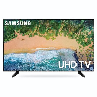 """Samsung UN55NU6950 55"""" 4K UHD Smart LED TV"""