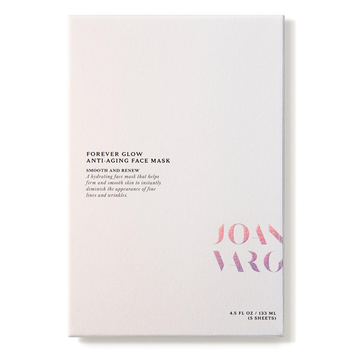 Joanna Vargas Forever Glow Face Mask