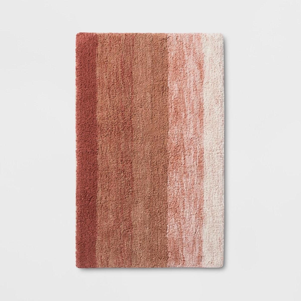 Mesa Bath Rug Dark Peach - Project 62™