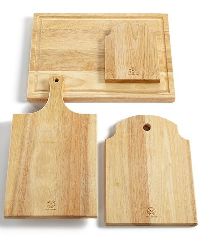 Martha Stewart Collection 4-Pc. Cutting Board Set, Created for Macy's