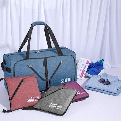 SUNPOW Packable Weekender Bag