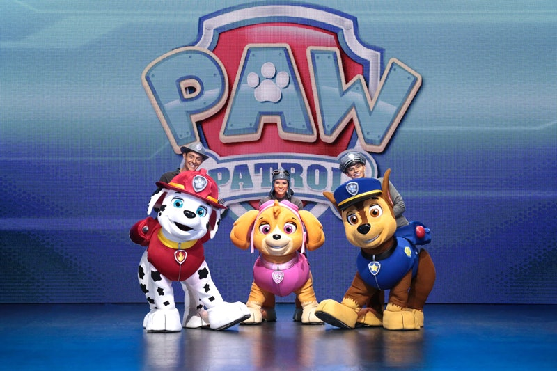 6 Things To Know Before Taking Your Family To See 'PAW Patrol' Live