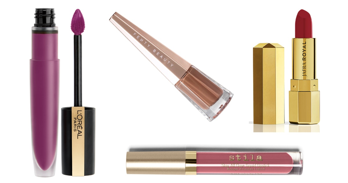 13 Long-Wear Lipsticks for Valentine's Day That Won't Budge, No Matter What Your Plans Are