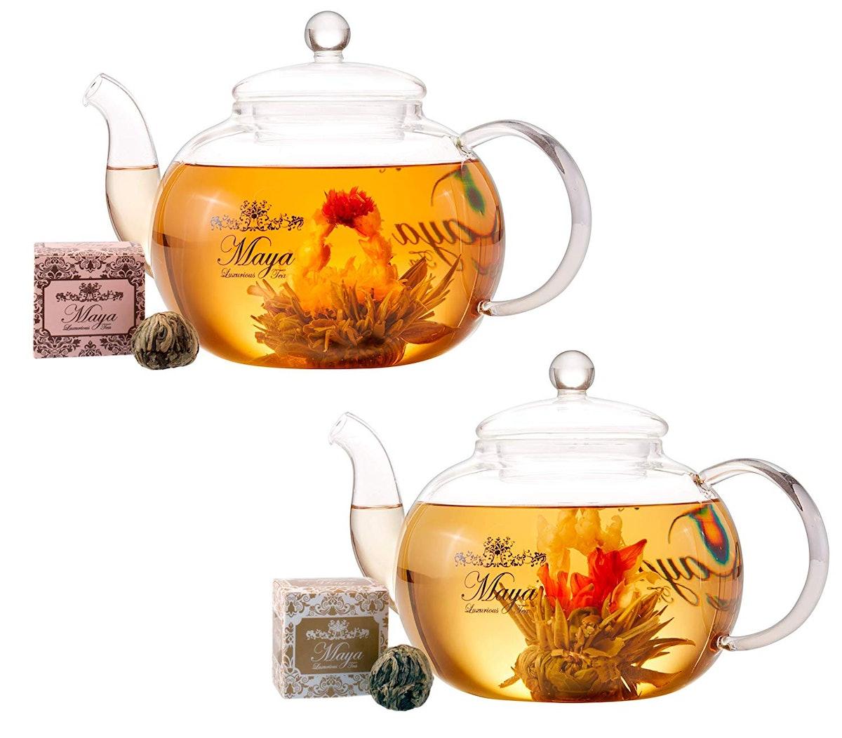 MAYA LUXURIOUS Blooming Tea (12 Pack)
