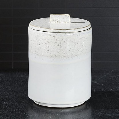 Mason Rustic Kitchen Canister