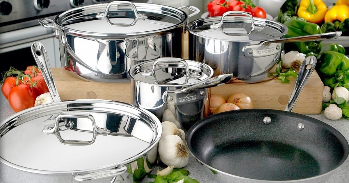Sur La Table's Winter Sale Has So Much Great All-Clad Cookware Up ...