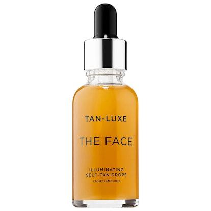THE FACE Illuminating Self-Tan Drops