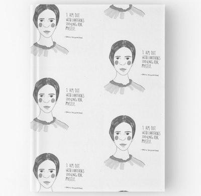 Emily Dickinson Hardcover Journal