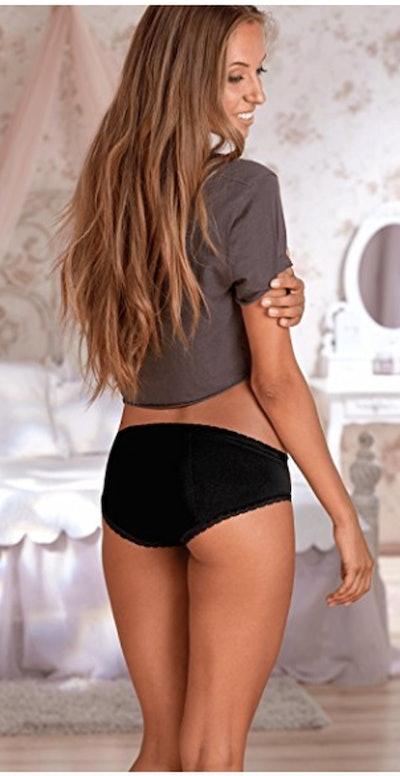 EvaWear Two Pack Menstrual Period Panty