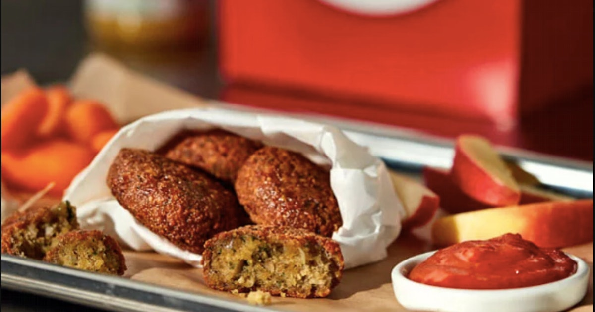This Vegan Happy Meal In McDonald's Sweden Actually Sounds Delicious