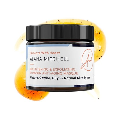 Alana Mitchell Pumpkin Masque