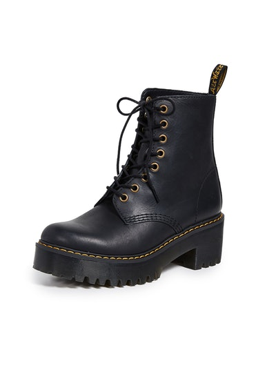 Shriver 8 Eye Boots