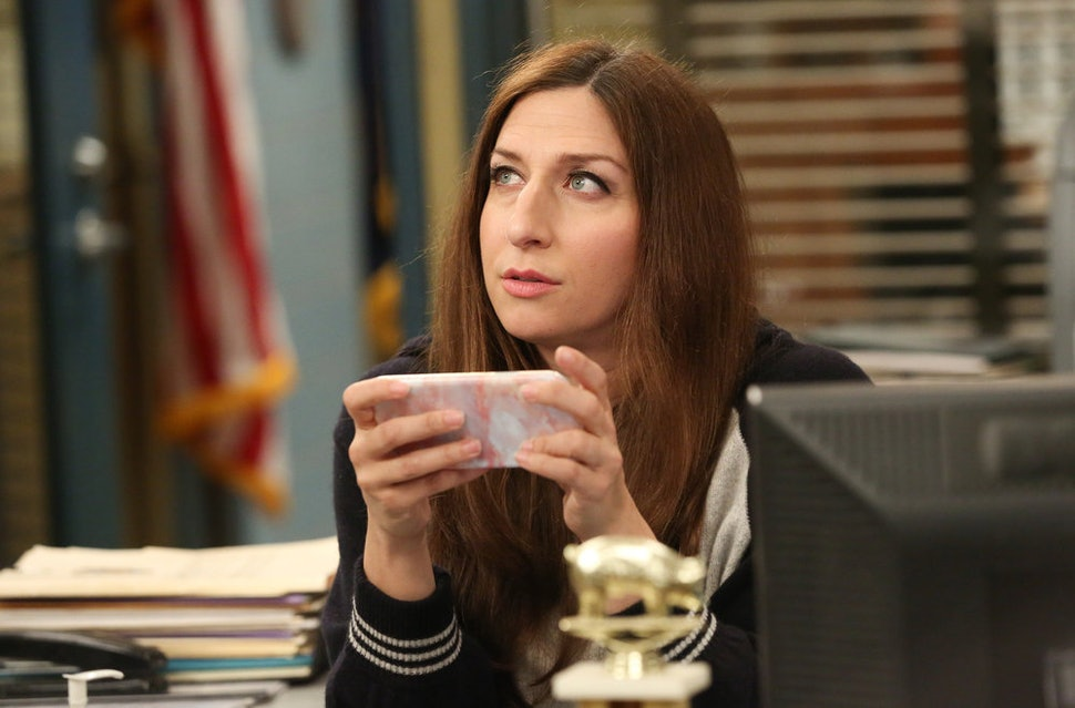 10 Times Gina Linetti From Brooklyn Nine Nine Was The Best Friend Ever